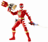 5� Talking Thunder Power Rangers - Red Ranger